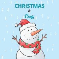 Atvirukas Kalėdos yra ramybė