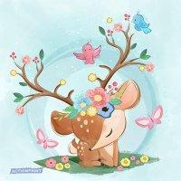 Atvirukas Mielas pavasario elnias