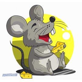 Atvirukai Pelė su sūriu, 6 vnt