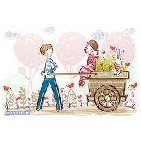 Atvirukas Meilės vežimas