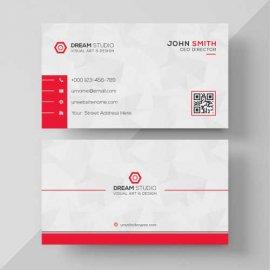 Vizitinės kortelės, 100 vnt, Nr. 000011