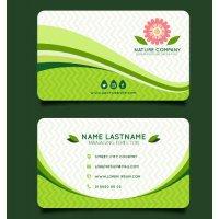 Vizitinės kortelės, 100 vnt, Nr. 000024