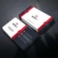 Vizitinės kortelės, 100 vnt, Nr. 000033