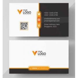 Vizitinės kortelės, 100 vnt, Nr. 000050
