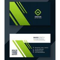 Vizitinės kortelės, 100 vnt, Nr. 000053
