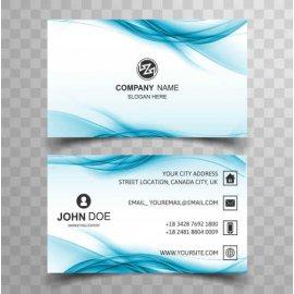 Vizitinės kortelės, 100 vnt, Nr. 000056