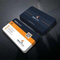 Vizitinės kortelės, 100 vnt, Nr. 000062