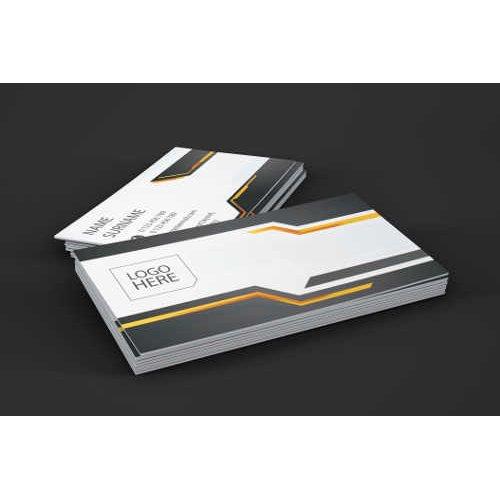 Vizitinės kortelės, 100 vnt, Nr. 000076