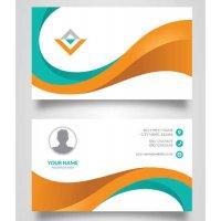 Vizitinės kortelės, 100 vnt, Nr. 000094