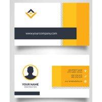 Vizitinės kortelės, 100 vnt, Nr. 000096