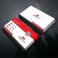 Vizitinės kortelės, 100 vnt, Nr. 000100