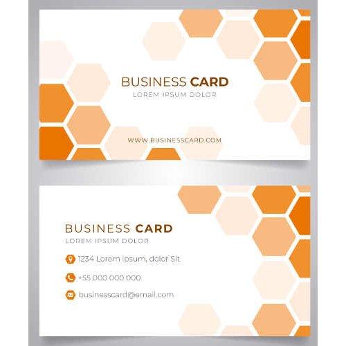 Vizitinės kortelės, 100 vnt, Nr. 000106