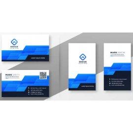 Vizitinės kortelės, 100 vnt, Nr. 000114