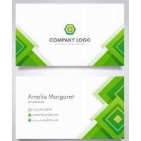 Vizitinės kortelės, 100 vnt, Nr. 000125