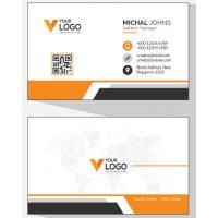 Vizitinės kortelės, 100 vnt, Nr. 000149