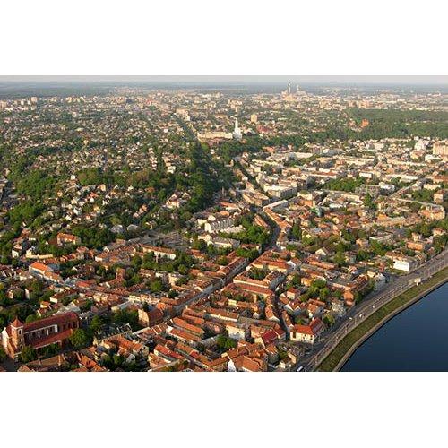 Drobė horizontali Kaunas, Lietuva