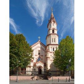 Drobė vertikali Šv. Mikalojaus cerkvė, Vilnius, Lietuva