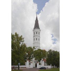Drobė vertikali Šiaulių katedra, Šiauliai, Lietuva
