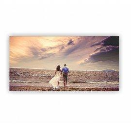 Drobė panoraminė 70x30cm su Jūsų pasirinkta nuotrauka