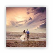 Canvas print with your photo