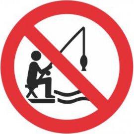 Lipdukas Draudžiami žvejoti