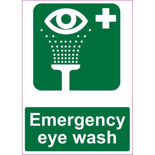 Lipdukas Emergency eye wash