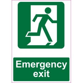 Lipdukas Emergency exit