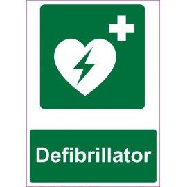 Lipdukas Defibrillator