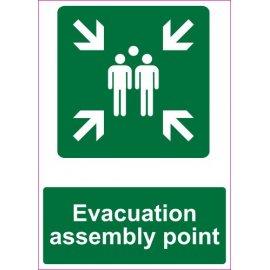 Lipdukas Evacuation assembly point