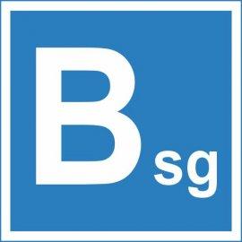 Lipdukas Patalpų kategorija Bsg