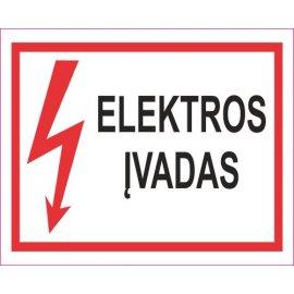 Lipdukas Elektros įvadas