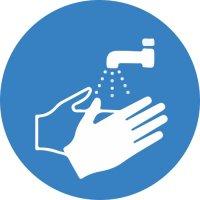Lipdukas Privaloma plauti rankas