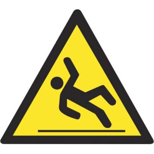 Lipdukas Atsargiai! Pavojus paslysti