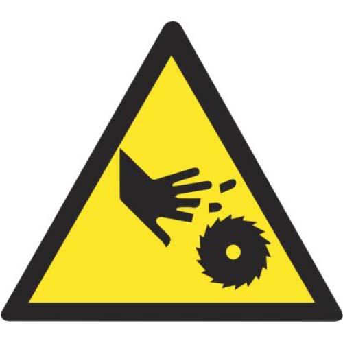 Lipdukas Atsargiai! Sukantis diskas, galima nupjauti pirštus