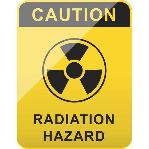 Lipdukas Caution - Radiation Hazard