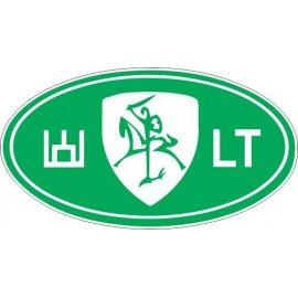 Lipdukas Lietuva žaliame fone2