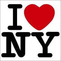 Lipdukas I love NY (Aš myliu Niujorką)