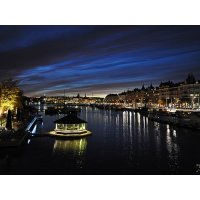 Plakatas Pati gražiausia Švedijos upė
