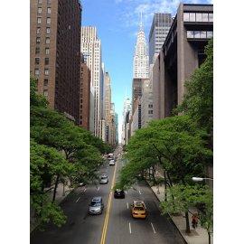 Plakatas Niujorko miestas