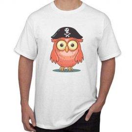 Marškinėliai Nuostabi pelėda 05