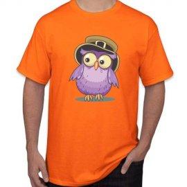 Marškinėliai Nuostabi pelėda 06