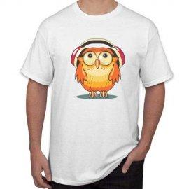 Marškinėliai Nuostabi pelėda 08