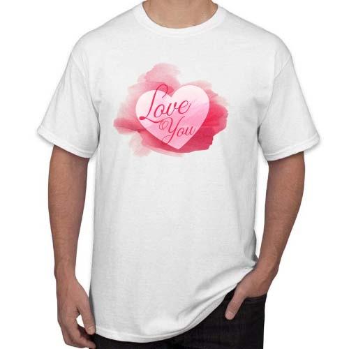 Marškinėliai Love You