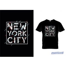 Marškinėliai New York City