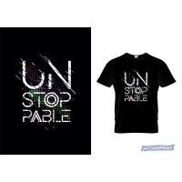 Marškinėliai Unstoppable