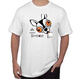 Marškinėliai Happy Birthday