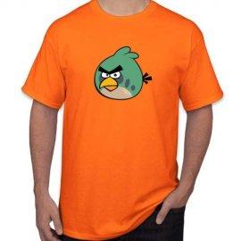 Marškinėliai Angry birds