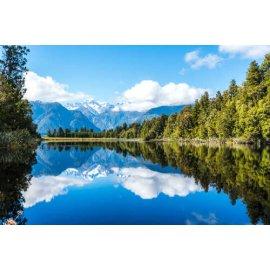 Fototapetas Nuostabus gamtos atšvaistas vandenyje
