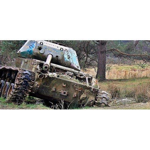 Fototapetas Kariuomenės tankas