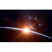Fototapetai Kosmosas, Visata - 016